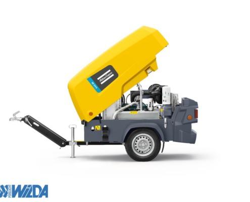 Mobiele-compressor-Atlas-Copco-XAS-68-KdG-open