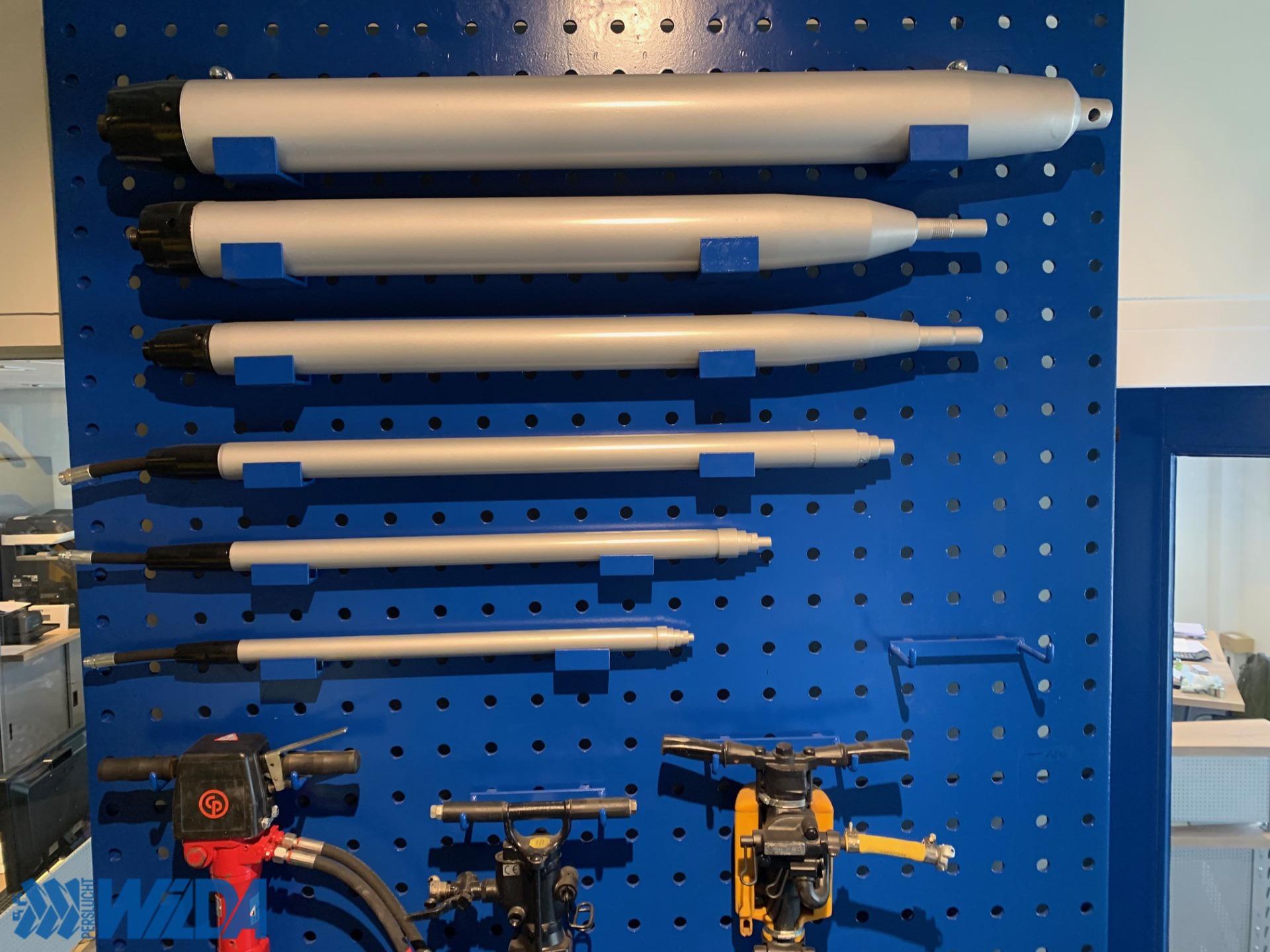 Bodemraketten-Essig-bodemraket-IP-45Z-getrapte-kop