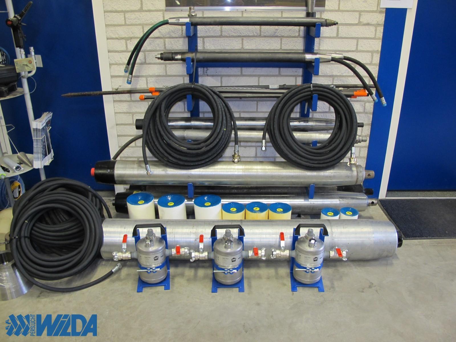 Bodemraketten-Essig bodemraket-IP-240D
