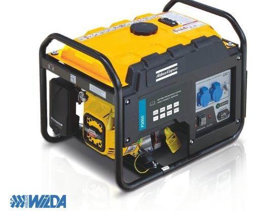 Compacte-generator-Atlas-Copco-P-3000