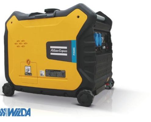 Compacte-generator-Atlas-Copco-P-3500I