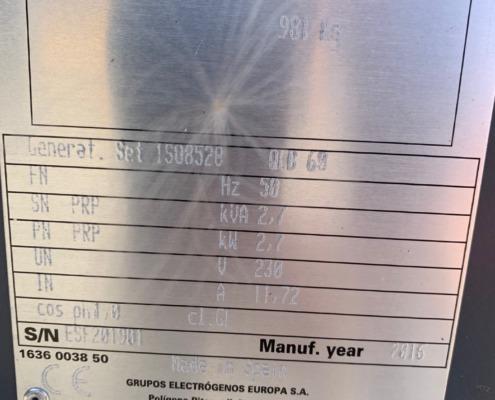 Tweedehands-LED-lichtmast-Atlas-Copco-HiLight-B5+