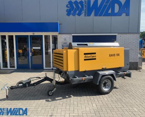 Wilda-mobiele-compressor-occasion-Atlas-Copco-XAHS-186-Dd-C3-buitenkant