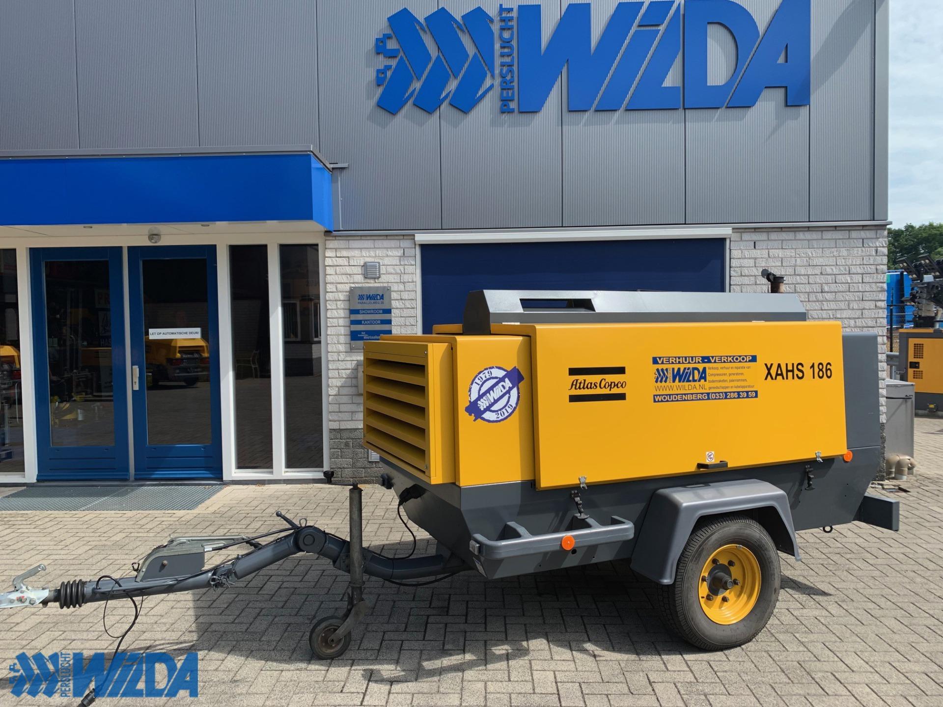 Wilda-gebruikte-mobiele-generator-Atlas-Copco-XAHS-186-Dd