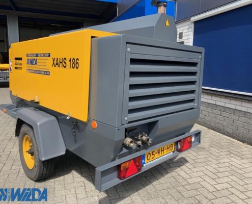 Gebruikte-mobiele-generator-Atlas-Copco-XAHS-186-Dd