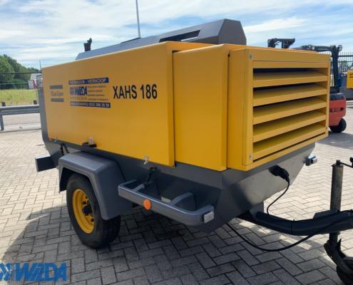 Tweedehands-mobiele-generator-Atlas-Copco-XAHS-186-Dd