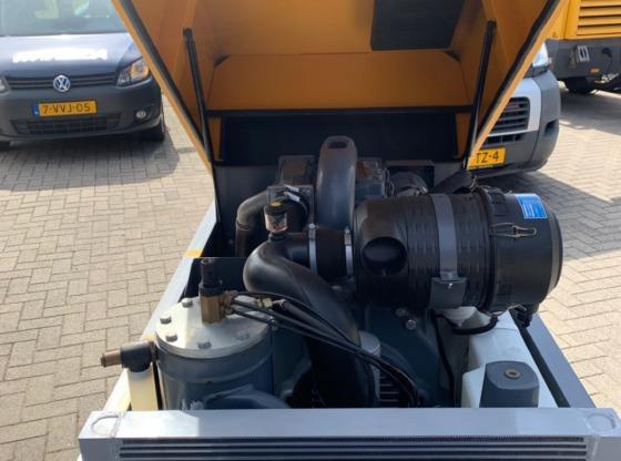 Tweedehands-compressor-Atlas-Copco-XAS-47-Kd-open