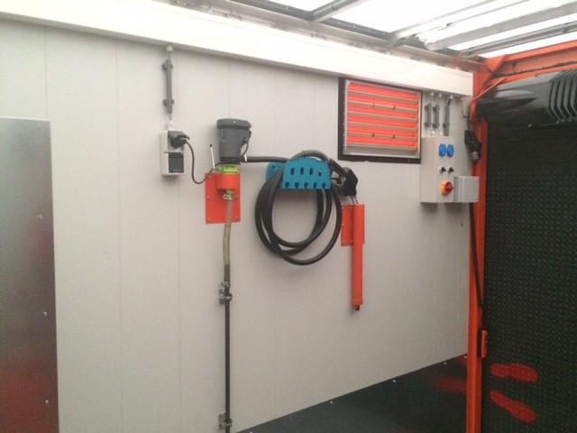 Zaagwagen-Brandstofpomp-installatie-voor-zaagmachines